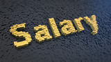 Salary cubics poster