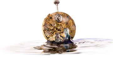 Wasseruhr