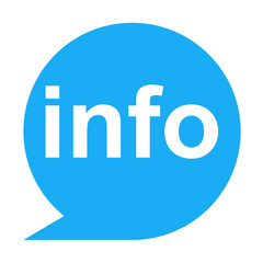 Icono texto info