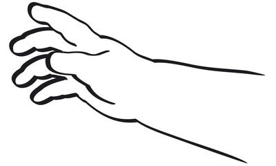 Baby Kind Hand