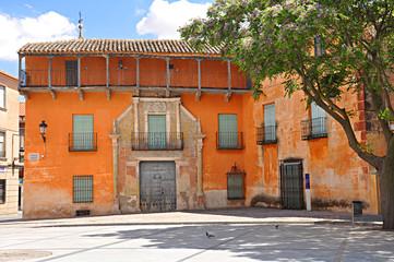 Campo de Criptana, España, Casa del Conde de las Cabezuelas