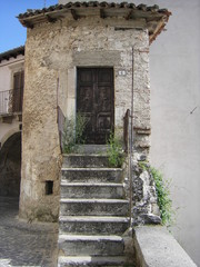 Building in Italian Village