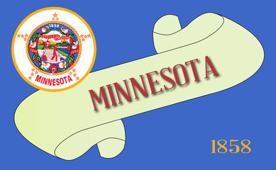 Minnesota Scroll