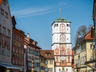 Wangen im Allgäu - Ravensburger Tor