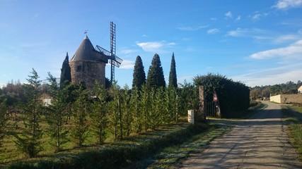 Moulin de St Pantaleon