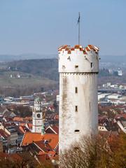 Ravensburg - Mehlsack und Blaserturm