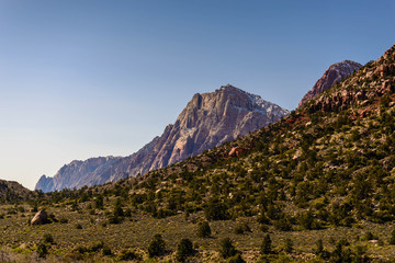 Hiking In Red Rock Canyon 8