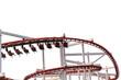 Roller Coasters loops - 80430680