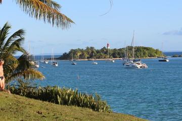Guadeloupe - Ilet Gosier - Janv 2015 - Nath