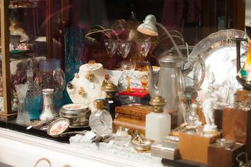 vintage market in Amsterdam