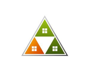 triangle window