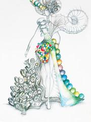 surreal fashion design