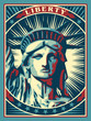 Liberty concept - 80438217