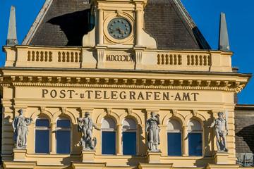 Österreich, Bad Ischl,  Postamt