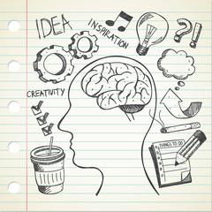 idea doodle