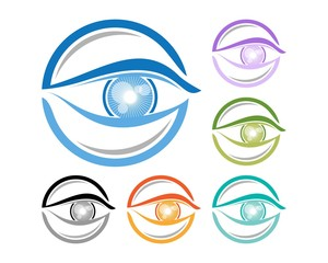 Eye Ball Ring