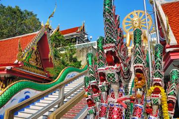 Big Buddha at Koh Samui, Thailand