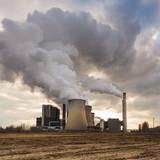 Braunkohlekraftwerk bei weisweiler