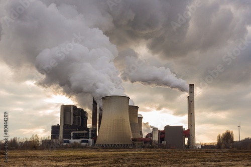 kraftwerk Umweltverschmutzung - 80444209