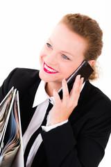 geschäftlich telefonieren