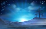 Christian Easter Illustration