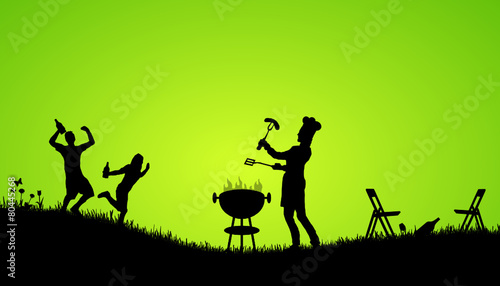 Grillparty - 80445268