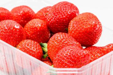 Barquette de fraises