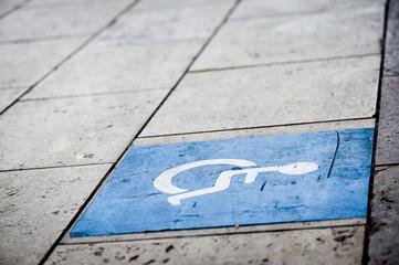 Symbole du handicap