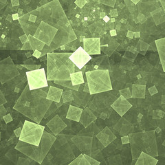 Abstract squares