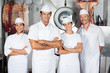 Team Of Confident Butchers - 80450855