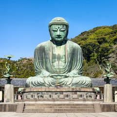 Daibutsu Statue in Kamakura