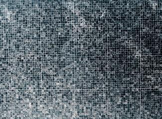 Mosaic Modern Achitecture Interior Texture Concept