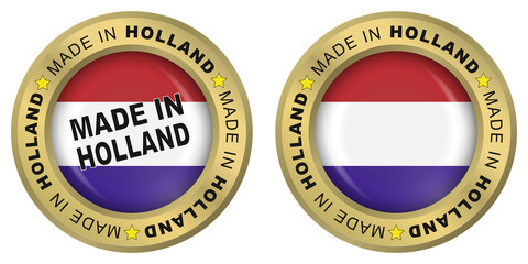 made in holland OR