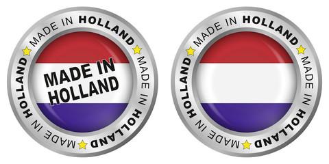 Made in Hollande Argent