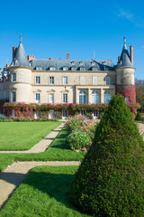 Rambouillet-château et parc