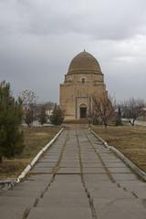 Rukhabad (Ruhabad) Mausoleum in Samarkand, Uzbekistan