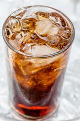 brown soda