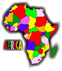 Patchwork Africa