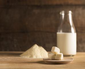 latte burro e farina integrale ingredienti
