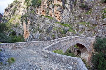 Ponte del Diavolo - Civita (Cosenza)- Italy