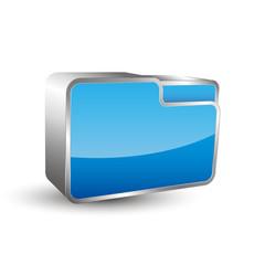 Folder 3D Icon