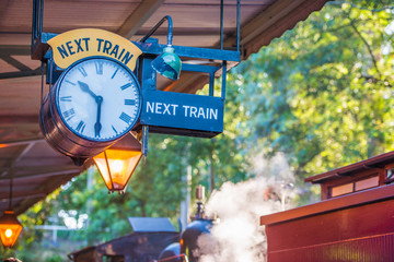 Puffing Billy Train Timetable