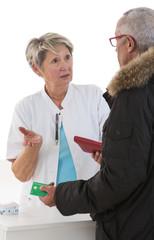 pharmacie dialogue