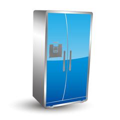 Fridge 3D icon
