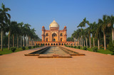 Tomb of Safdarjung in New Delhi, India - 80472663