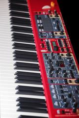 Synthesizer.
