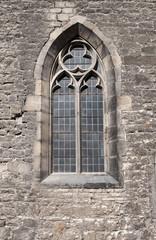 Window in an old wall