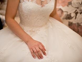 wedding accessories dress