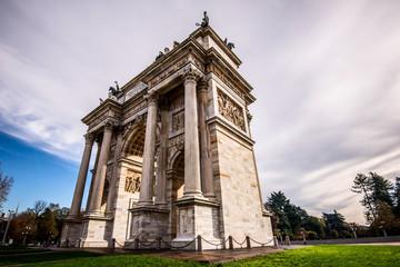 Arco della pace Milano - Arch of peace Milan