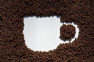 Черный гранулированный чай